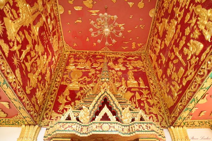 La pagode Haw Pha Bang