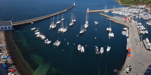 Groix : port Tudy