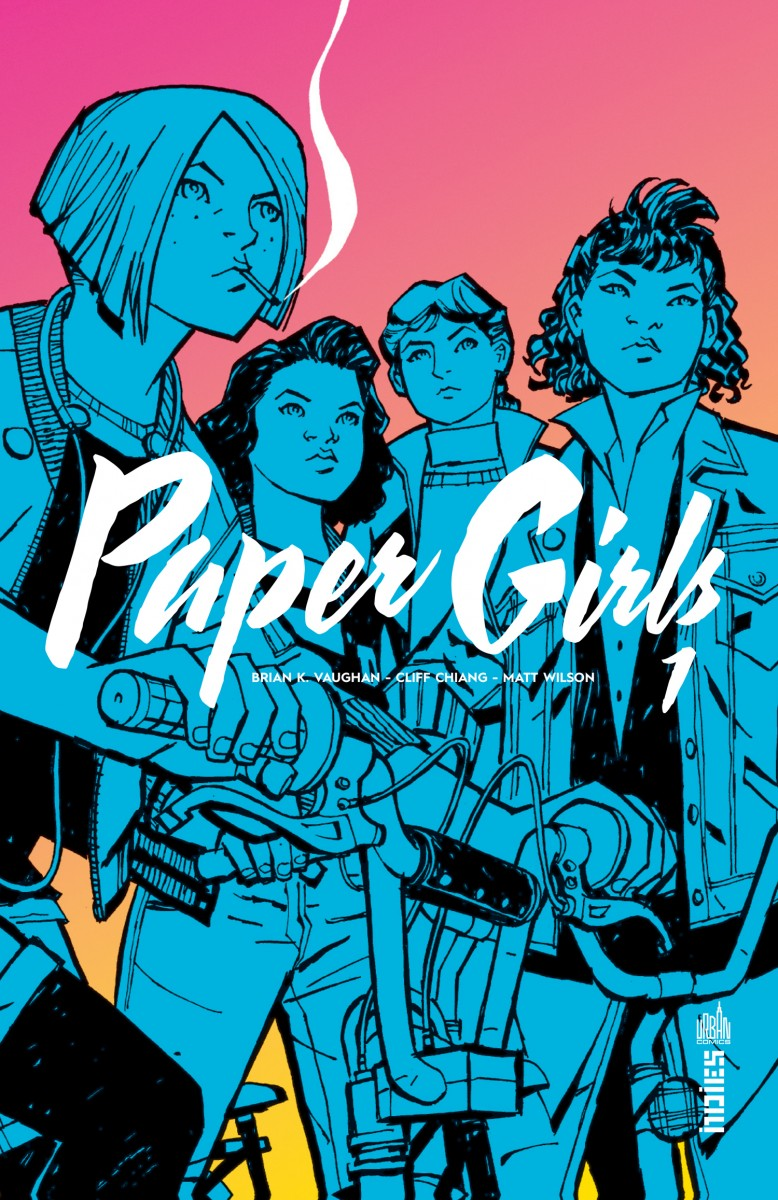 COMICS | Paper girls #1