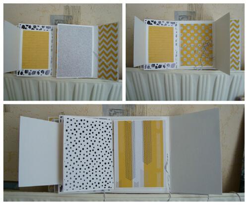 Mini album la vie en jaune