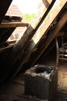 Préparation du chantier salle d'eau