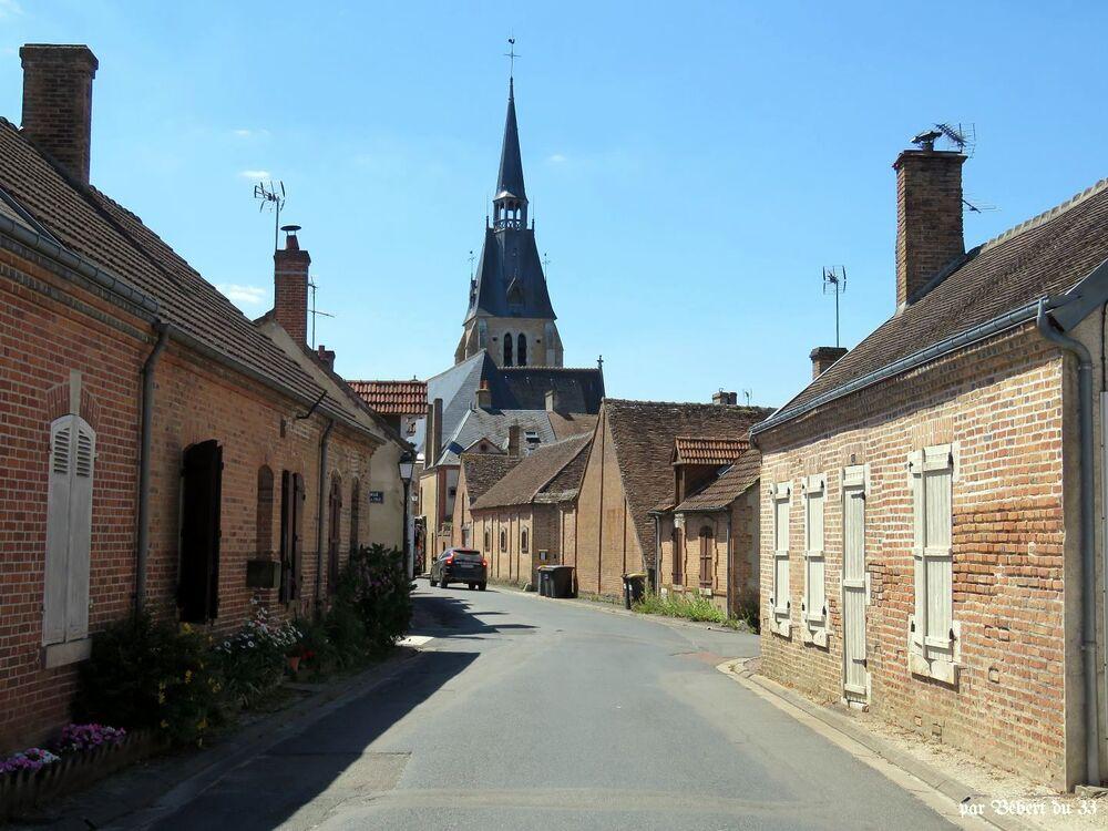 Chaumont sur Tharonne -2