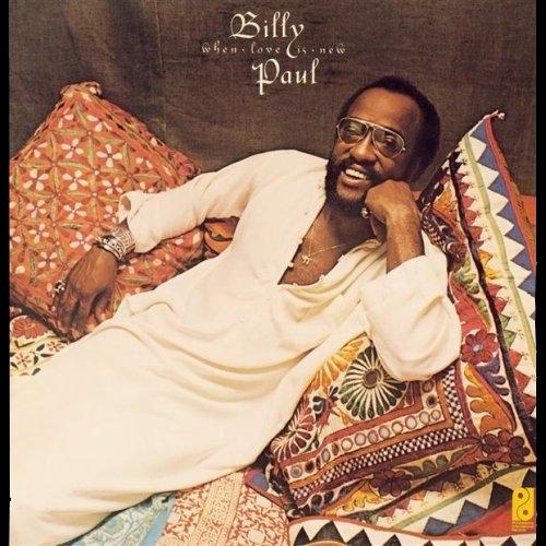 "1975 : Billy Paul : Album "" When Love Is New "" Philadelphia International Records PZ 33843 [ US ]"
