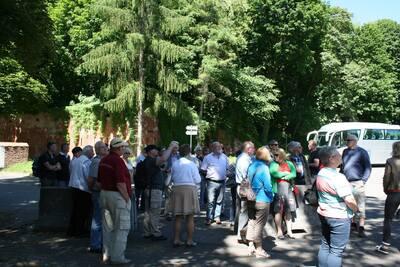 Samedi 3 juin : Visite de la forteresse de Modlin