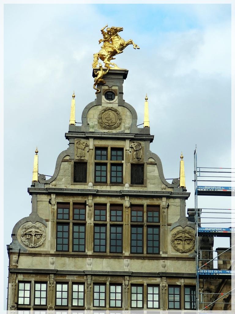 Grote Markt, Antwerpen ;-)