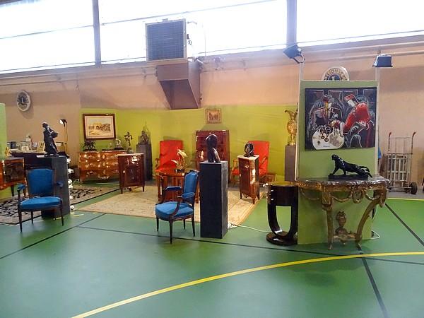 Le Salon des Antiquaires 2016