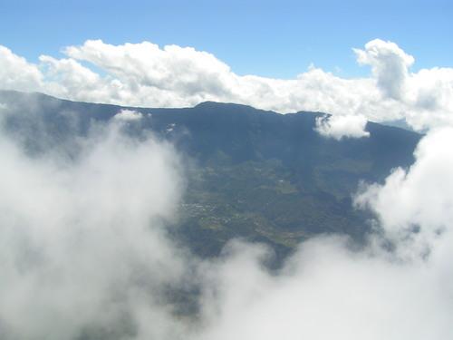 Panoramas depuis le rempart vers le Petit Bénare