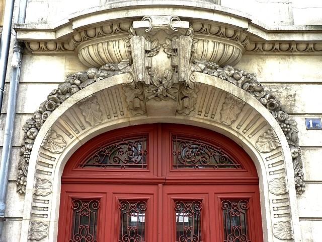 Les portes de Metz 67 Marc de Metz 2012