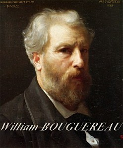 William-Adolphe Bouguereau (1825-1905) - Self-Portrait Pres