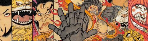 [Scan] One Piece Chapitre 821 en Anglais VA