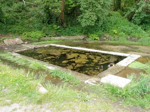 Le cimetière de Lanester