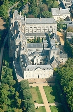 Un dernier regard à l'Abbaye de Solesme dans la Sarthe