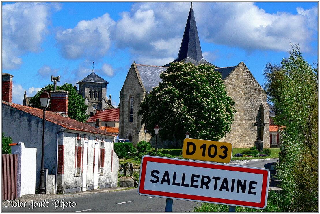 85 - Vendée / Sallertaine