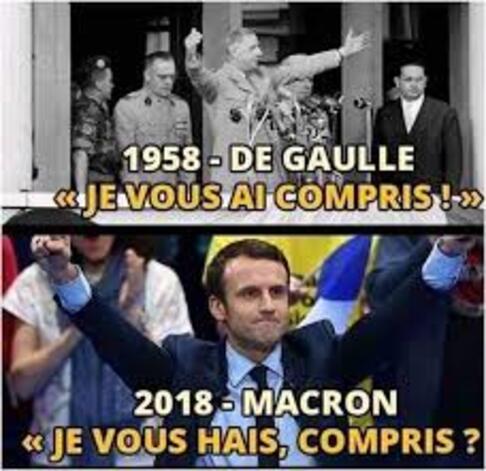 La France défigurée