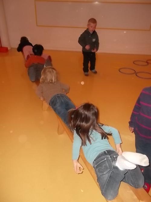 Ateliers de gymnastique