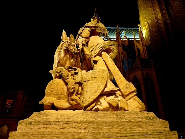 Metz la nuit 4 Marc de Metz 2012