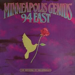 94 East - Minneapolis Genius - Complete LP