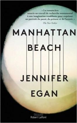 Couverture du livre : Manhattan Beach