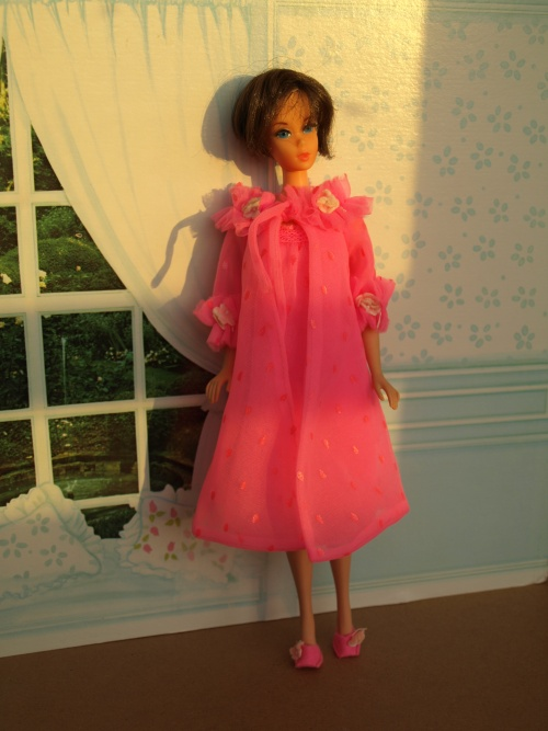 Barbie vintage : Dreamy Pink