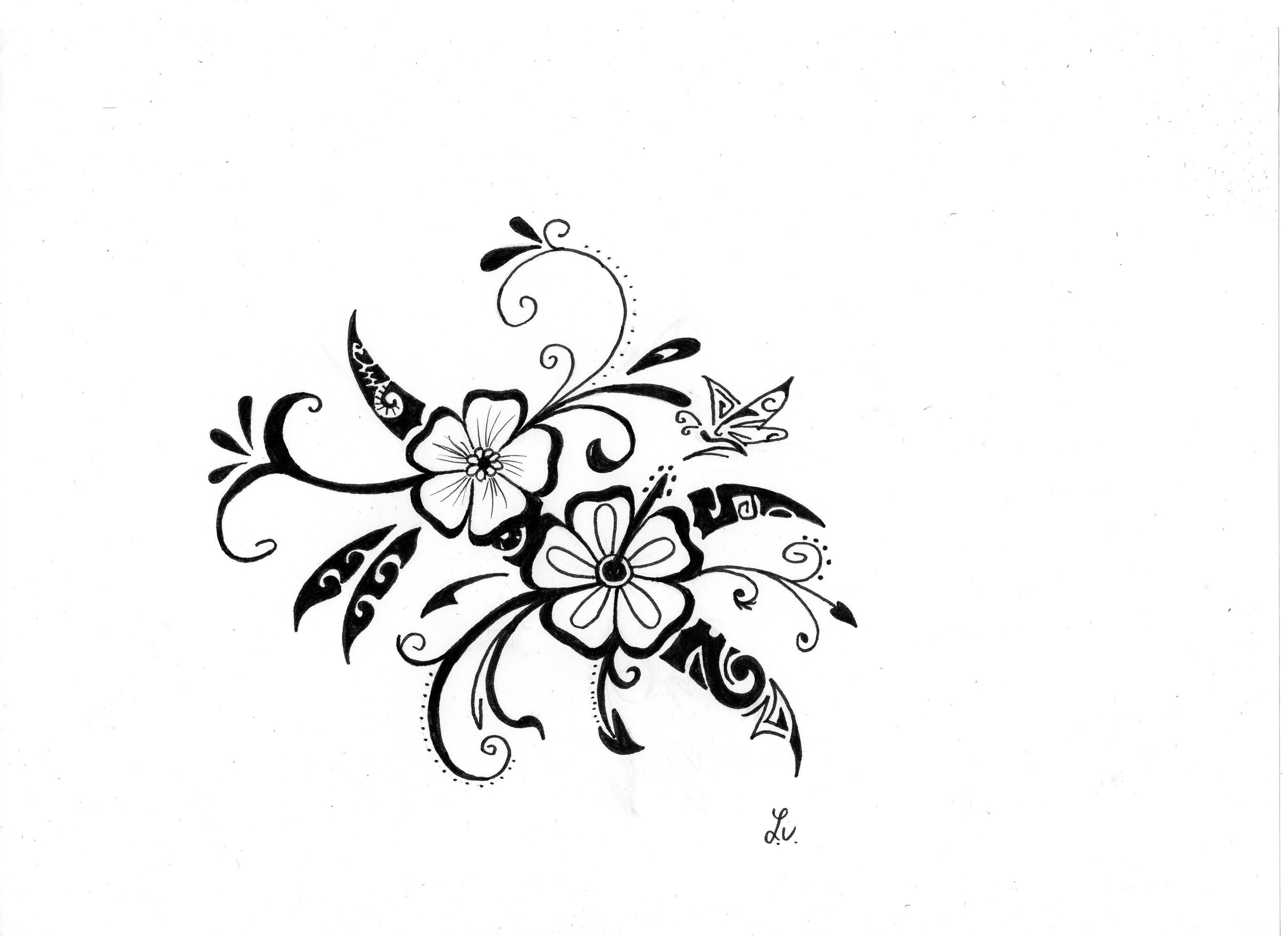 fleur maori lolobild. Black Bedroom Furniture Sets. Home Design Ideas