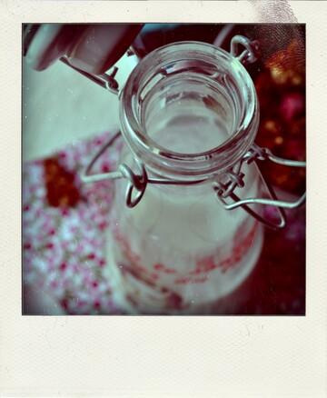 Granola au café et aux pralines roses