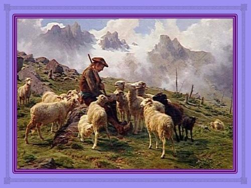 Le chant du berger
