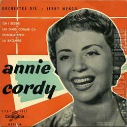 Annie Cordy, 1955