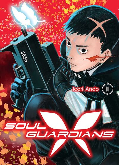 Soul Guardians, tome 1