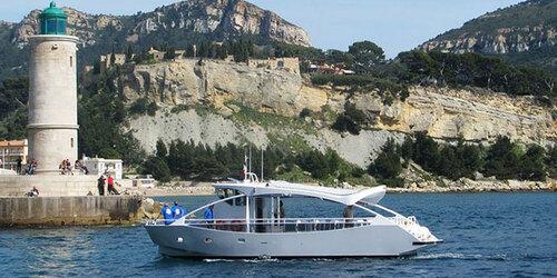 Cassis: Sur le bateau Canaille, savourez le silence des Calanques
