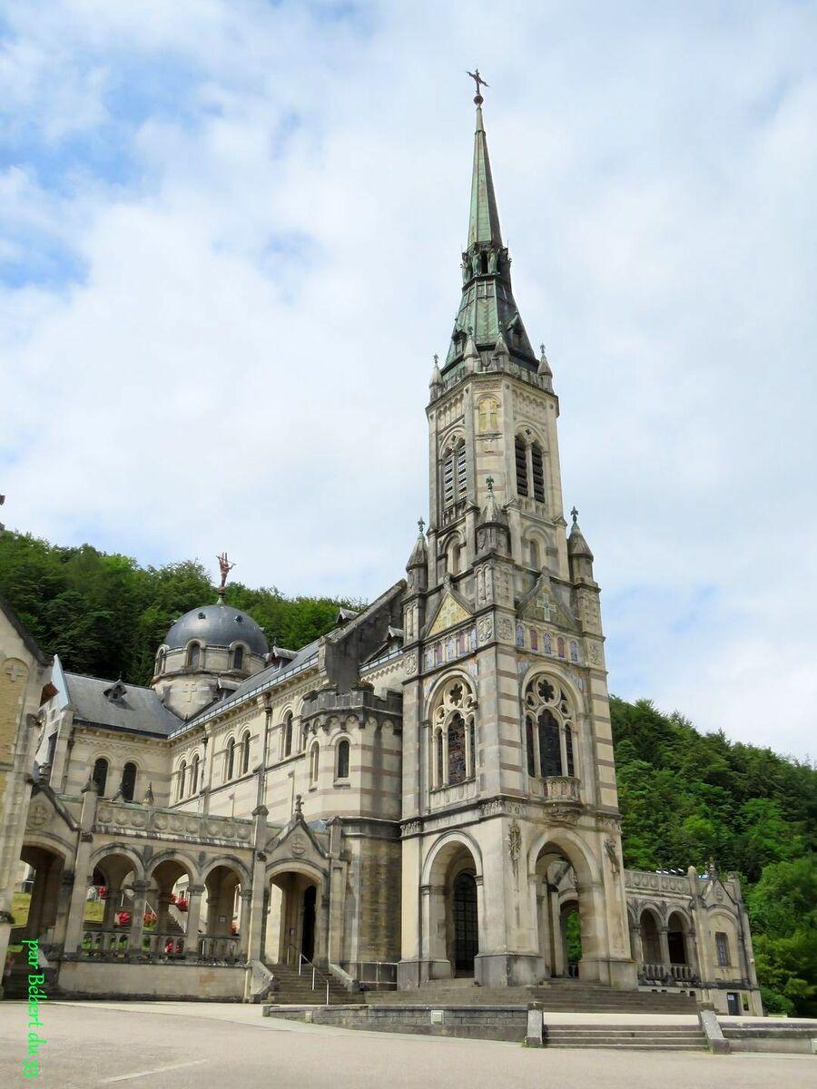 la Basilique Jeanne d'Arc