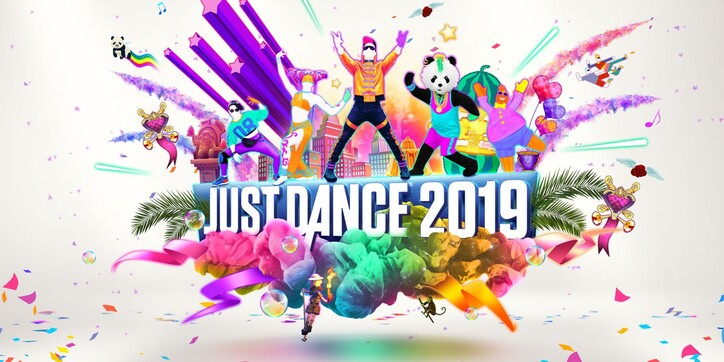 Just dance 2019 est maintenant disponible