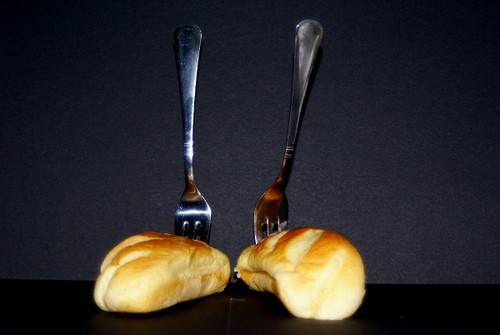 Charlie Chaplin - Les petits pains