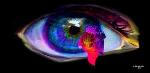 L'oeil de Pierrot