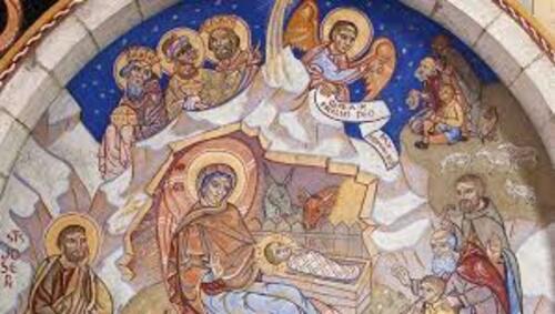 Les couleurs de la foi Nicolas Greschny