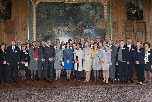 Consules honoraires en Suède et à Monaco