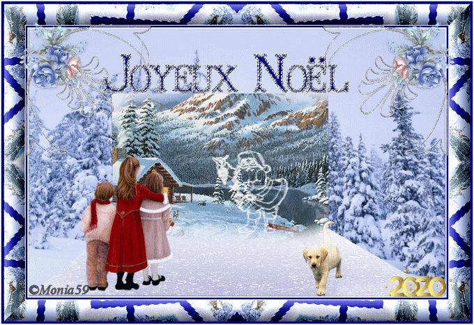 Joyeux Noël à tous mes visiteurs