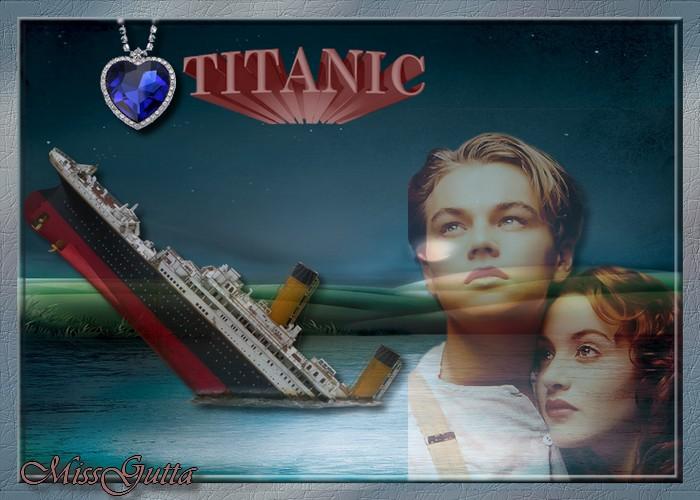 Défi pour amie Lara Titanic !
