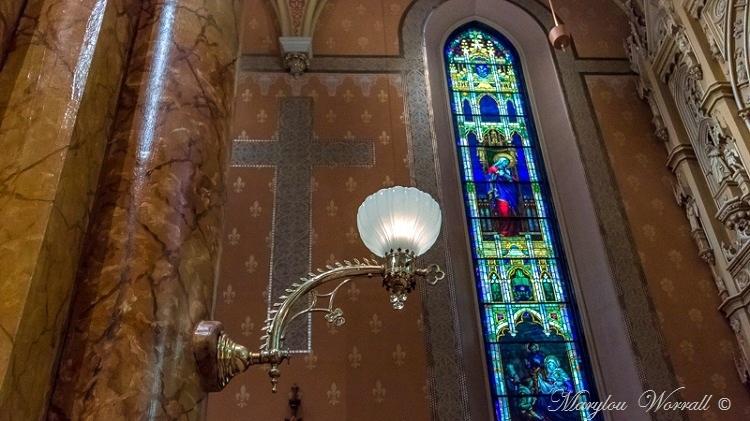 Montréal : Basilique Saint-Patrick 2/2
