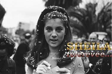 05 février 1967 : Fête du Mimosa, Ste-Maxime - Superbes Nouveautés en couleur : EXCLU SHEILA TELEREVEE !