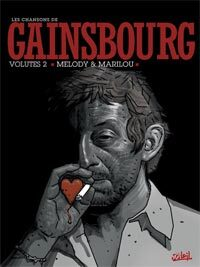 Collectif Gainsbourg en bd