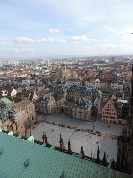 Carte postale : Strasbourg
