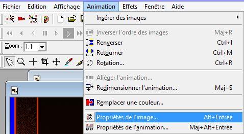 Animation Luminescence