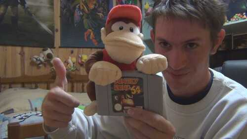Donkey Kong 64 sera le premier Rétro-Geek
