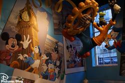 Disney Store d'hier et d'aujourd'hui à Londres