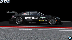 Team MTEK Bruno Spengler - BMW M4