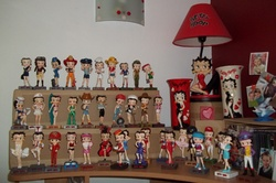 COLLECTION BETTY BOOP