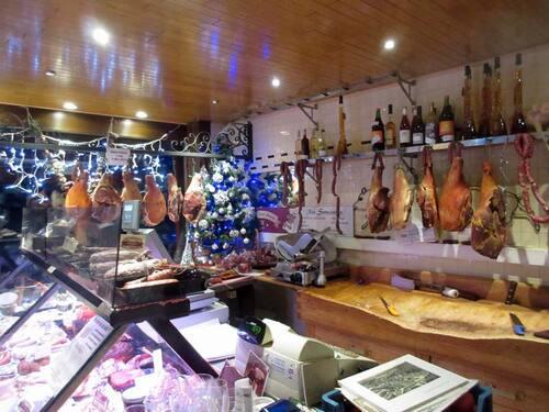 Boucherie Antoine rénovée