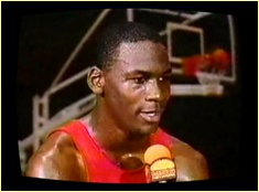Interview Michael Jordan - 1984