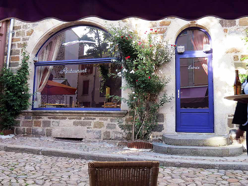 Chemin de Stevenson 2012 - Le Puy en Velay