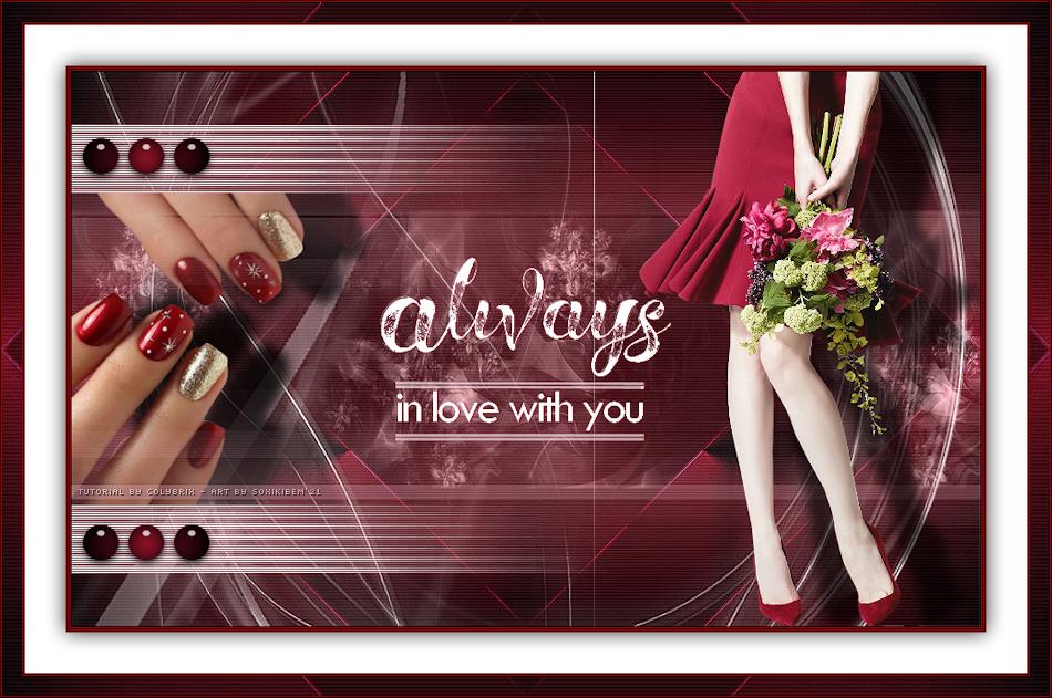 Always in love...